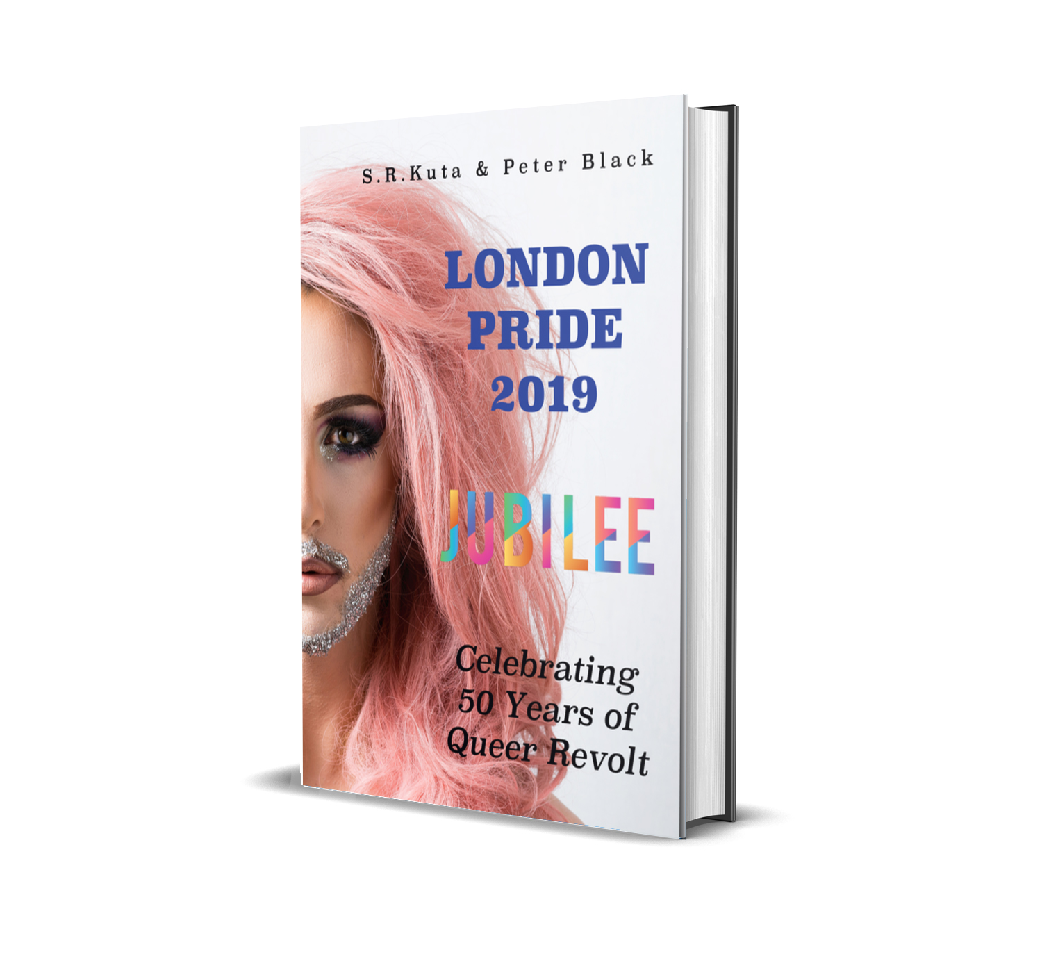 Jubilee - London Pride 2019 by S.R. Kuta and Peter Black